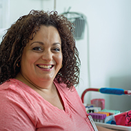Gina Mischitelli, UMass Memorial Medical Center Caregiver