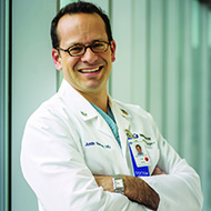 Justin Maikel, MD, Colorectal Surgeon, Caregiver