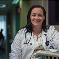 Nina Howe, UMass Memorial Medical Center Caregiver