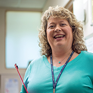 Theresa Tucker, UMass Memorial Marlborough Hospital Caregiver