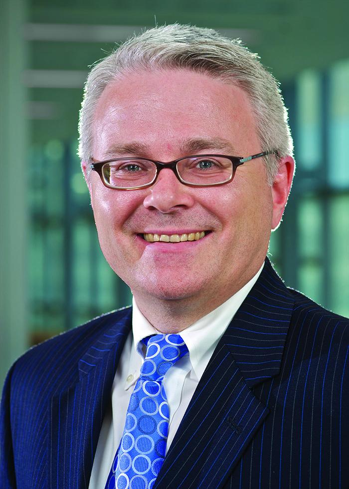 Dr  Michael Gustafson Named President of UMass Memorial