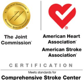 Joint Commission Stroke Seal