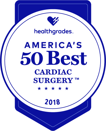 America's Top Cardiac Surgery Award