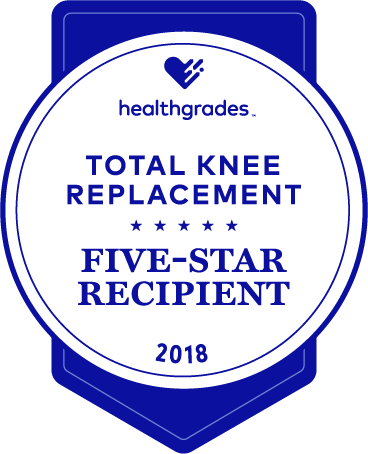 Five-star knee replacement