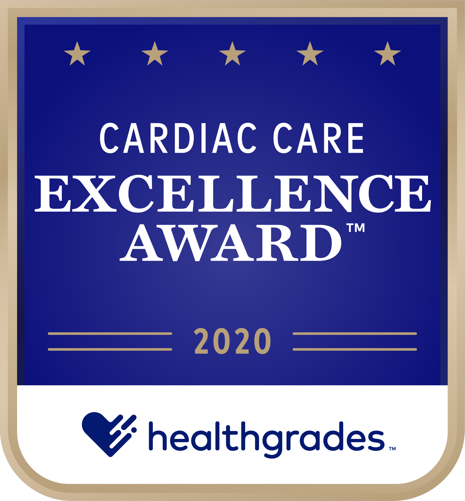 Healthgrades Cardiac Care Excellence Award