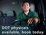 DOT Exams Available at CareWell