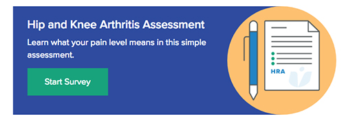 Orthopedic Health Risk Assessment