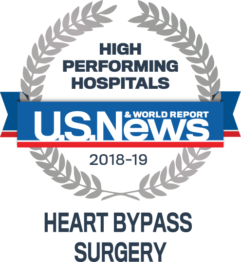 US News Heart Surgery Recognition