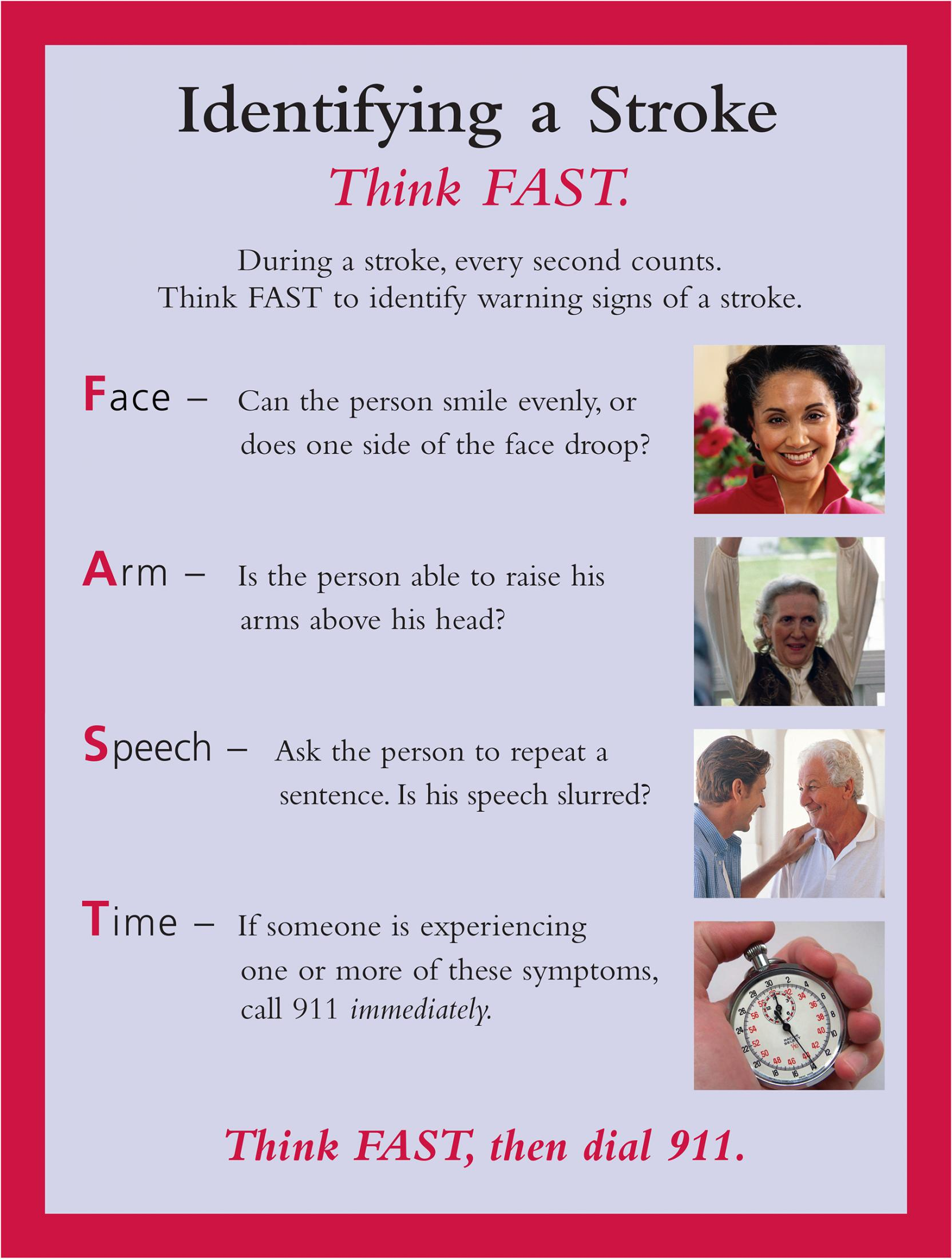 Stroke Act Fast