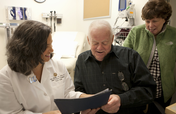 Lung Cancer Patient Navigator at UMass Memorial Medical Center
