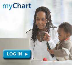 myChart log in